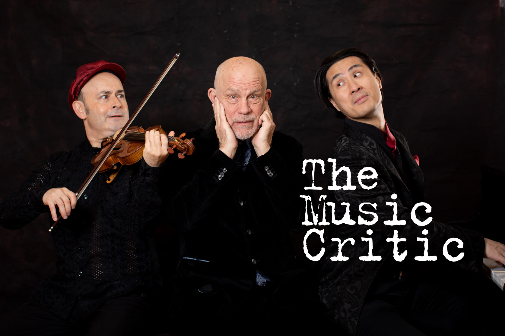The Music Critic out now!