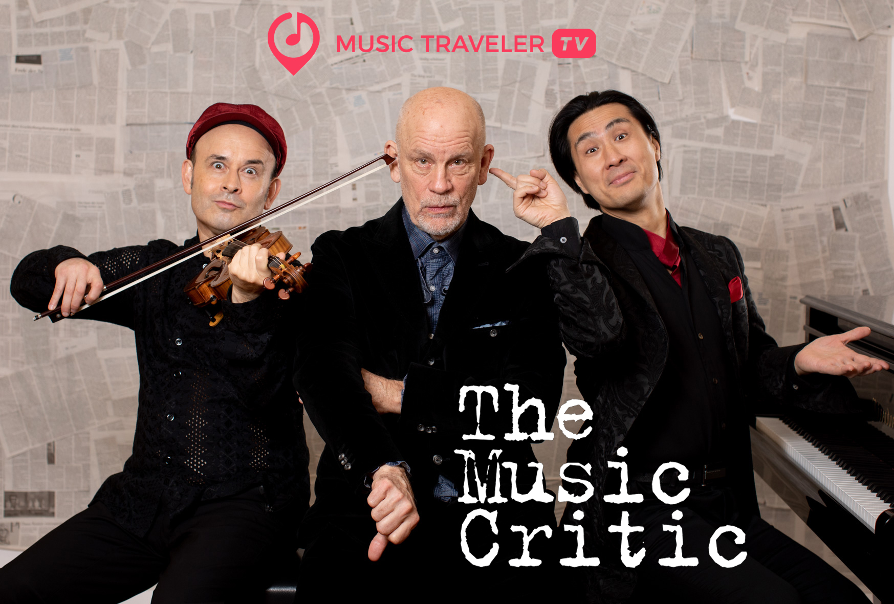 THE MUSIC CRITIC on MusicTraveler.tv!