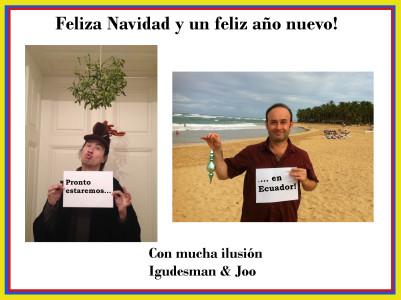 I&J in Ecuador